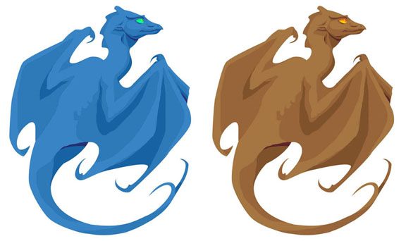 Pern Dragons