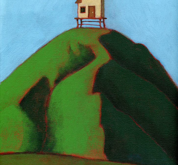 Little House on a Big Hill